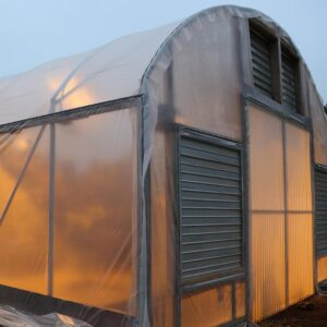 20ft. Wide 200 Series Standard Greenhouse