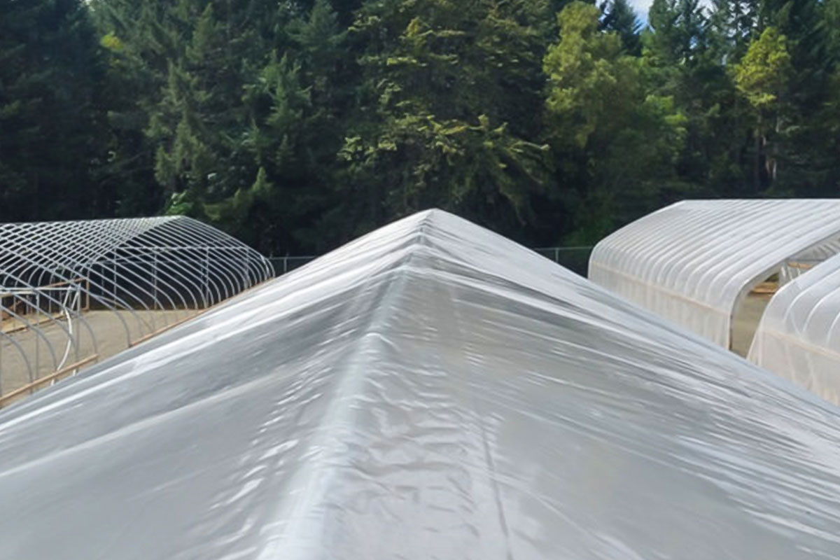 30ft. Greenhouse Rain Cover