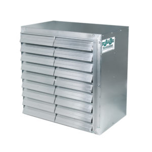 """36"""" DIRECT DRIVE WALL MASTER GREENHOUSE EXHAUST FAN"""