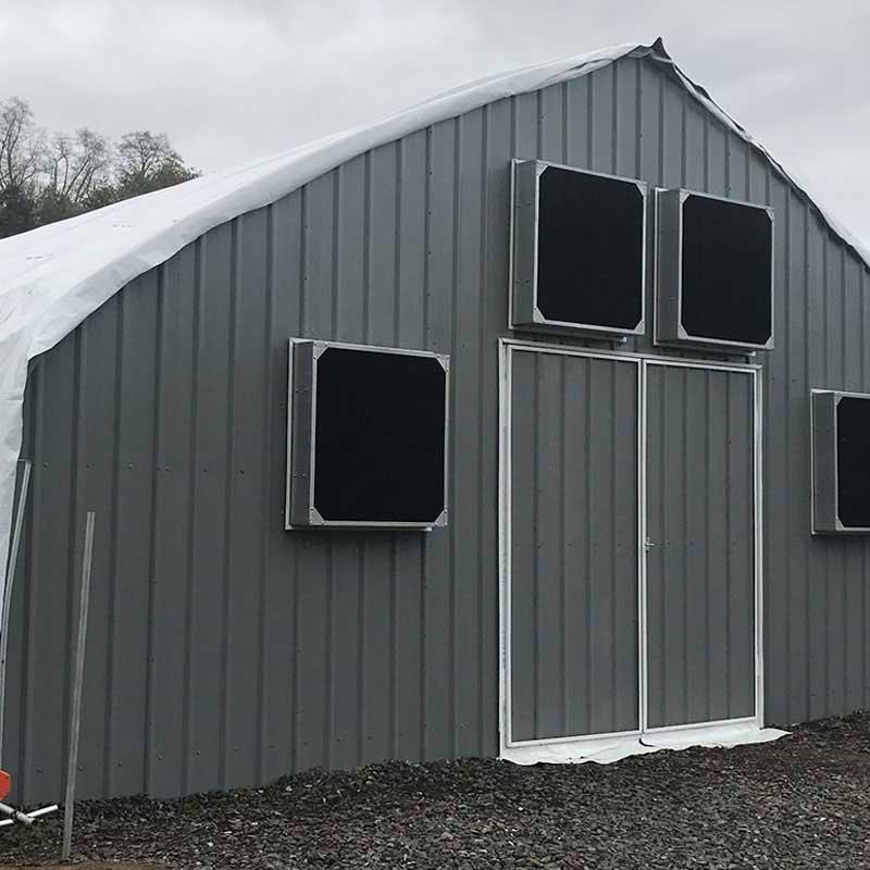 30 foot greenhouse