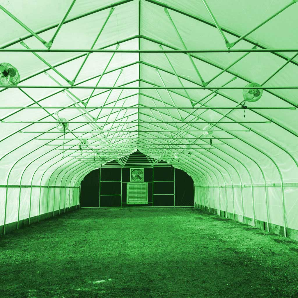 Convert your existing greenhouse to light deprivation