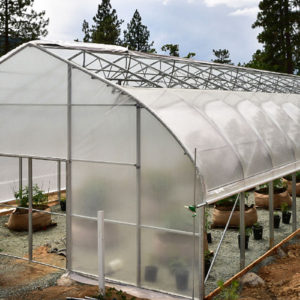 Guardian series 30' greenhouse