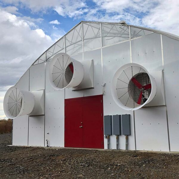 Titan 40ft Interior Light Dep Greenhouse