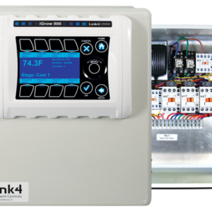 Link4 i8Grow 800 Greenhouse Automation System