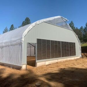 Exterior Blackout Greenhouse - Guardian - 35ft